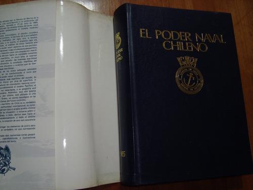 el poder naval chileno- valparaiso , chile