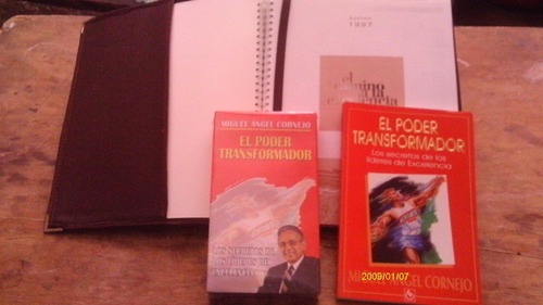 el poder transformador  , los secretos de los líderes