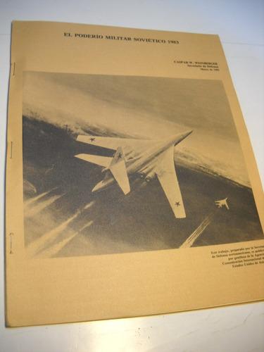 el poderio militar sovietico 1983