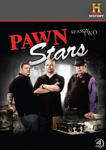 el precio de la historia pawn stars temporada 2 dos dvd