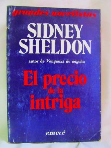 el precio de la intriga por sidney sheldon ed. emece