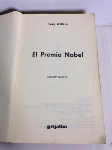 el premio nobel, irving wallace