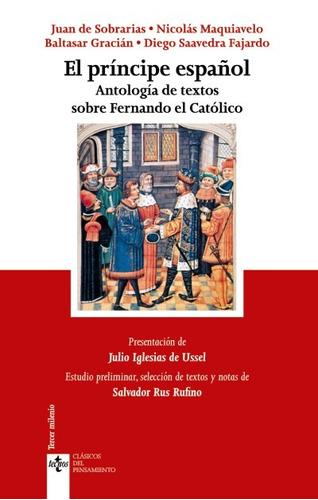 el príncipe español(libro biografías)
