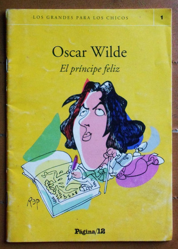 el príncipe feliz / oscar wilde (ed. página 12)