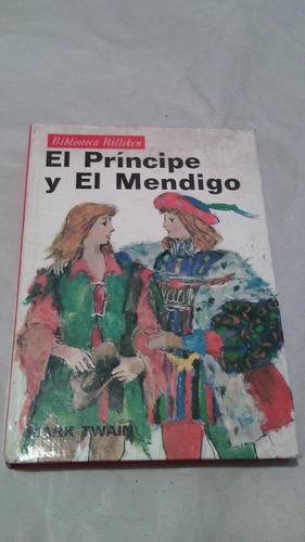 el principe y el mendigo mark twain billiken