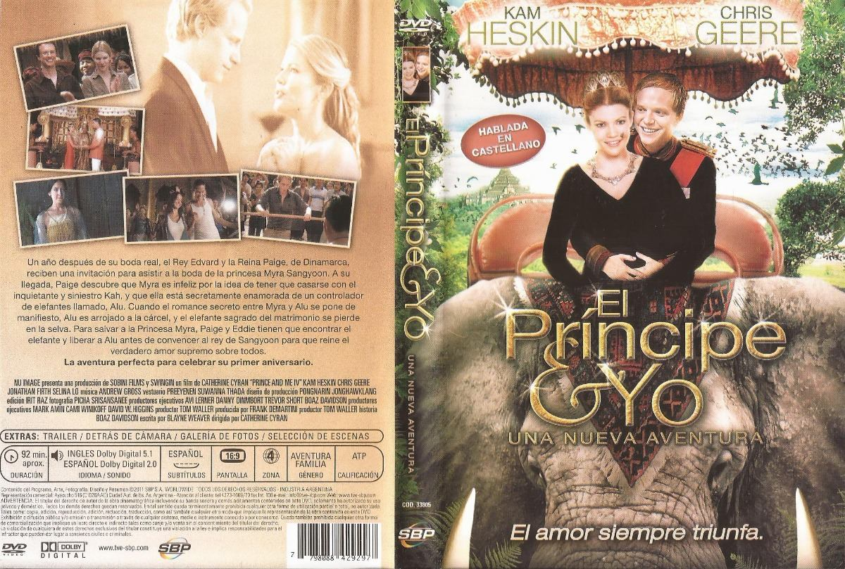 The Prince & Me 3: A Royal Honeymoon, 2008, SADKOMEDIJA, ROMANTIKAKam Heskin, Chris Geere, Adam Croasdell, Jonathan Firth 16:35.