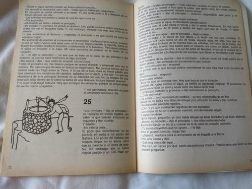 el principito - lectura para niños - 3 v