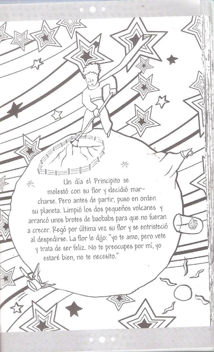 El Principito Mandalas Para Colorear Cuento Y Libro Iluminar