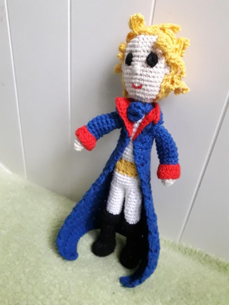 El Principito Y El Zorro Crochet Amigurumi - $ 1.200,00 en Mercado ... | 1032x774