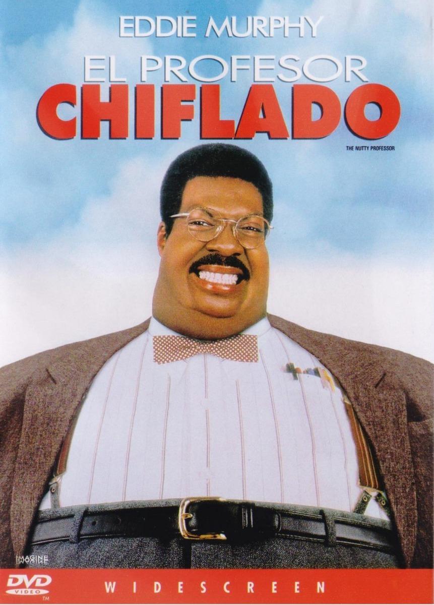 El Profesor Chiflado Eddie Murphy Pelicula Dvd - $ 189.00