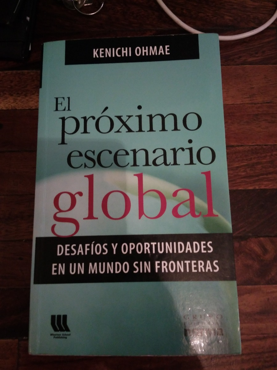 EL PROXIMO ESCENARIO GLOBAL EPUB