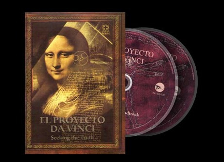 el proyecto da vinci  1cd+ 1 dvd