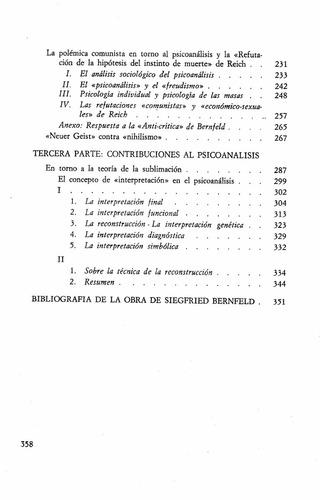 el psicoanalisis y la educacion antiautoritaria s. bernfeld