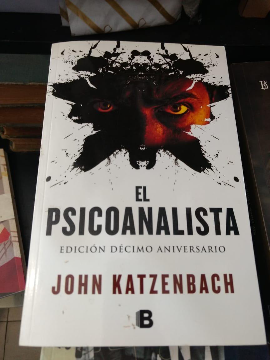 el psicoanalista edicion decimo aniversario - katzenbach. Cargando zoom.