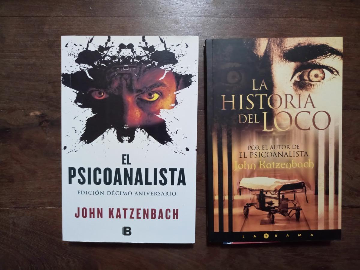 Características. Título del libro El Psicoanalista ...