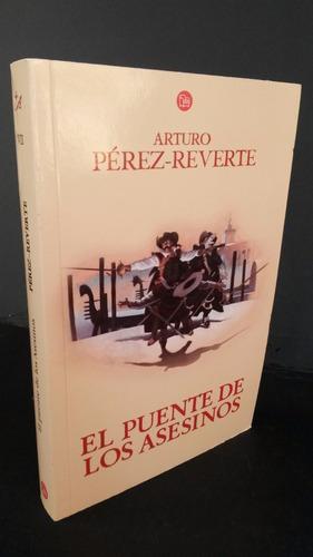 el puente de los asesinos, libro.