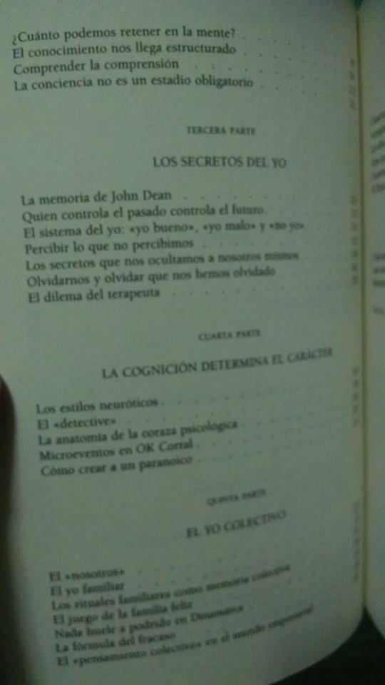 El Punto Ciego , Psicología Del Autoengaño, Daniel Goleman ...