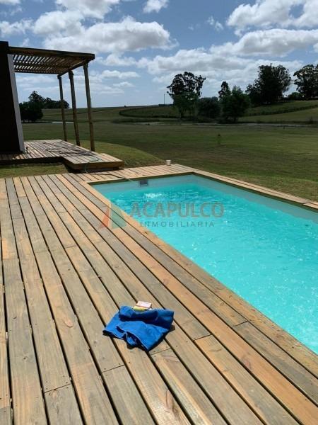 el quijote gran casa 3 dormitorios 3 baños, dependencia, piscina  alquiler anual - ref: 3658
