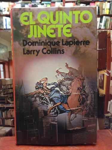 el quinto jinete - dominique lapierre