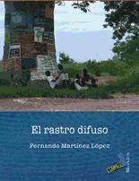 el rastro difuso(libro novela y narrativa)