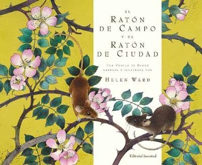 el raton de campo y el raton de ciudad(libro infantil)
