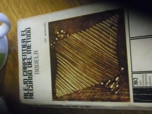 el recurso del metodo alejo carpentier