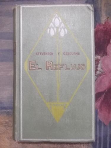 el reflujo ( bajamar) r. l. stevenson y lloyd osbourne 1912