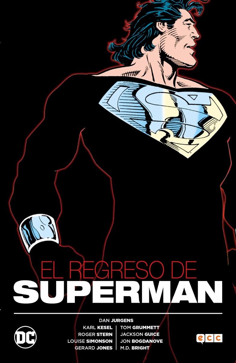 El Regreso De Superman Tapa Dura Ecc España 248 Paginas - $ 720,00 ...
