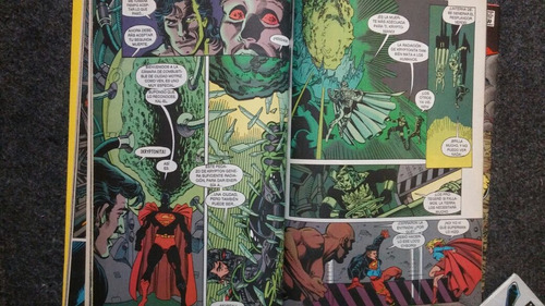 el reino de los supermanes, n° 5