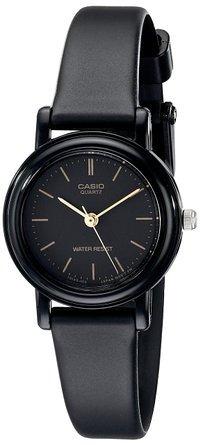 el reloj análogo redondo lq139a-1e clásico casio mujeres