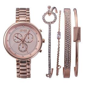 Reloj B Las Señoras Apilable York De El New Fija Jones sdQrtCh
