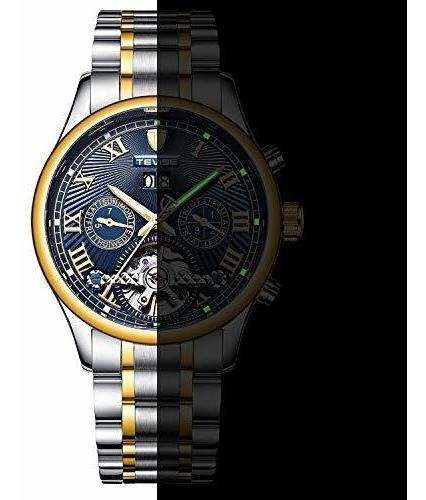 el reloj para hombre stone, reloj mecánico automático de