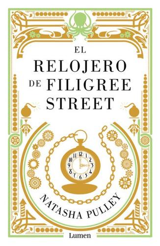 el relojero de filigree street(libro novela y narrativa extr