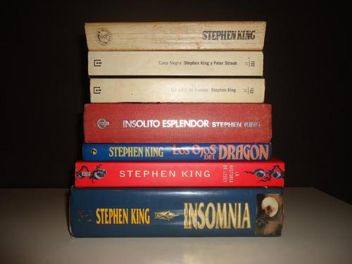el resplandor de stephen king y  otros