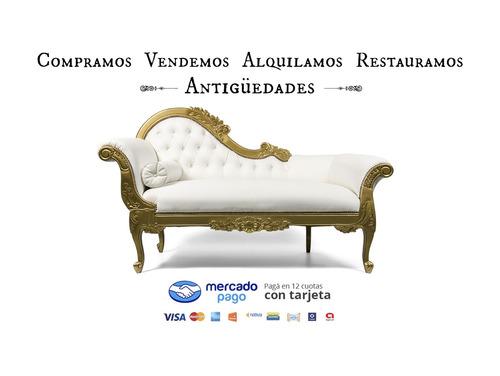 el restaurador tasación de muebles, oro y antig. p la compra