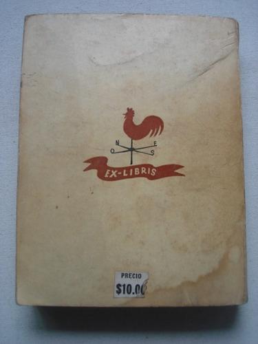 el retorno a la tierra - alfonso camin - autografiado 1948