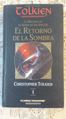 el retorno de las sombras j. r. r. tolkien minotauro