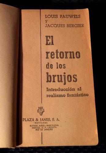 el retorno de los brujos - pauwels y bergier