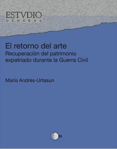 el retorno del arte(libro )