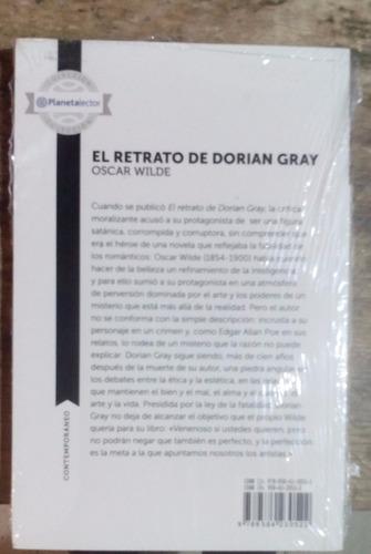 el retrato de dorian gray. oscar wilde.