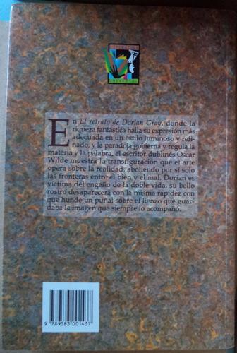el retrato de dorian gray oscar wilde cpx2072