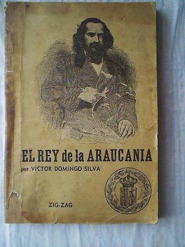 el rey de la araucanìa