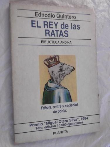 el rey de las ratas ednodio quintero premio otero silva