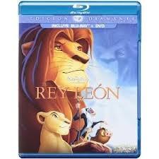 el rey leon edicion diamante blu ray