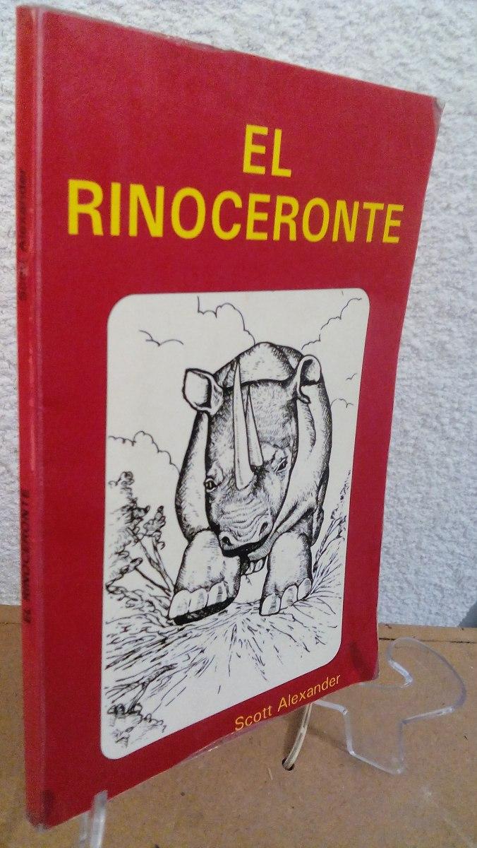 El Rinoceronte Scott Alexander - $ 100.00 en Mercado Libre
