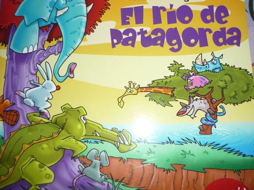 el río de patagorda - f. ingouville - negociación para niños