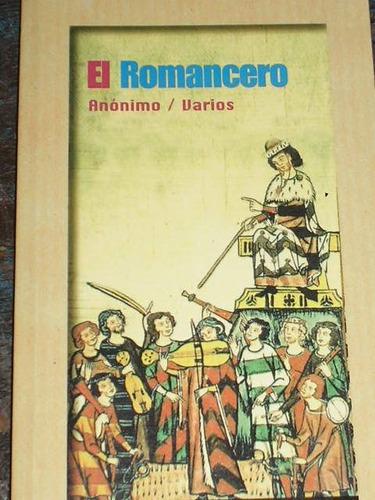 el romancero---anonimo