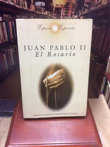 el rosario - juan pablo ii.
