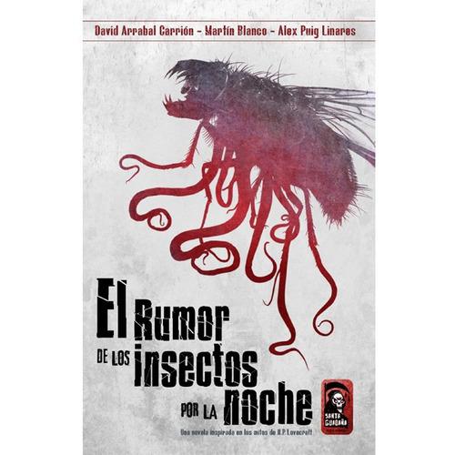 el rumor de los insectos por la noche