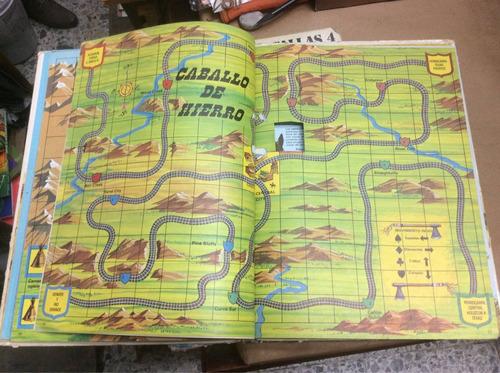 el salvaje oeste. juego de batalla 1 libro para niños.